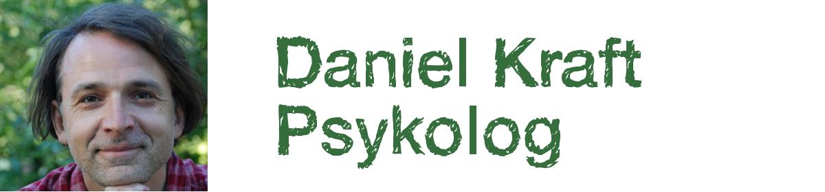 Daniel Kraft – psykolog i Stockholm